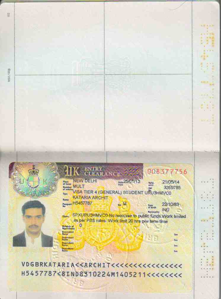 archit -visa