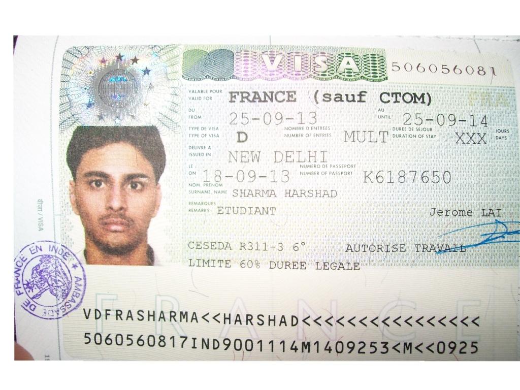 France Visa Application in Nigeria